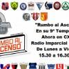 Rumbo al Ascenso en Radio Imparcial 1090 am de 15.30 a 16.30