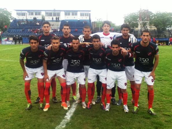 Huracán F.C. 0 Atenas 2