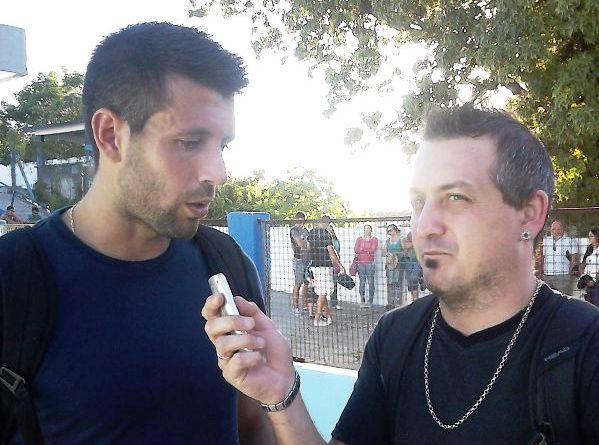 Martin Pereyra entrevista a Paulo Pezzolano. La misma se escuchará este lunes a las 15.30 hs en Rumbo al Ascenso por Radio Imparcial 1090 AM