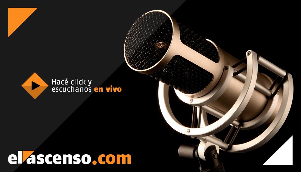Radio online estamos en directo transmitiendo VILLA TERESA y PROGRESO desde las 16.00 hs