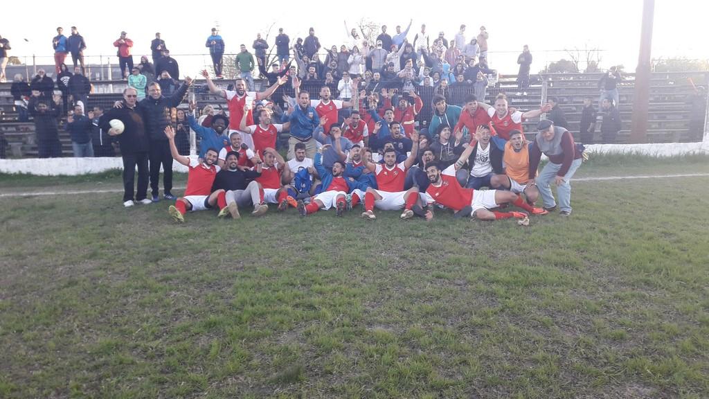 Albion campeón del Apertura