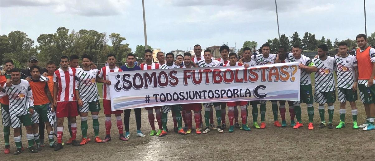 Platense igualo con La Luz 0 a 0 en un partido que mereció ganar. Piriz el golero de La Luz le contuvo un penal a Piñeiro.