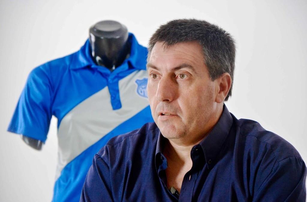 Javier Baldriz será reelecto como Presidente de Huracán Buceo