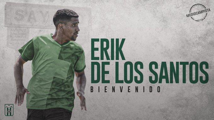 Racing: Contrató al volante Erik De los Santos