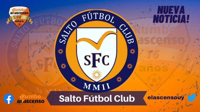 Salto F.C. regresa al fútbol del ascenso…