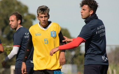 Amistoso: Uruguay Montevideo derrotó a Albion F.C.