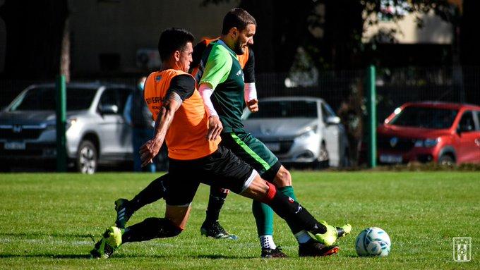 Amistoso: Racing y River Plate igualaron 1-1