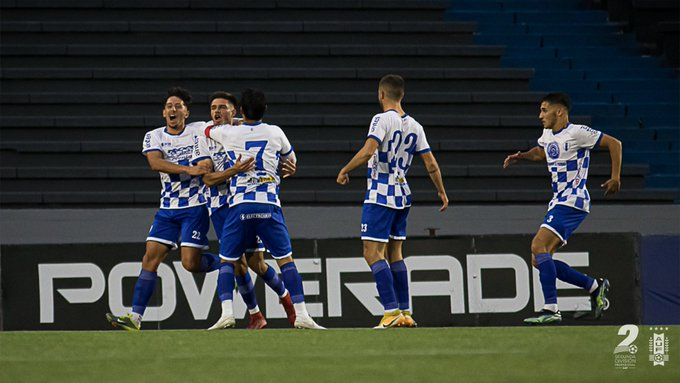 Juventud 1 Uruguay Montevideo 0
